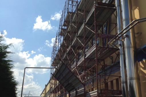 Sostituzione vetrate capannoni