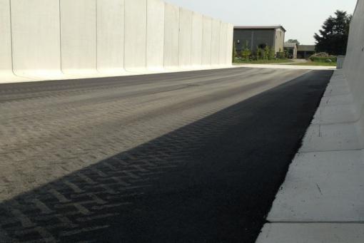 Pavimenti in asfalto